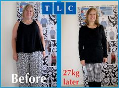 TLC For Wellbeing : weight loss - Articles - Client Success Stories - Heidi