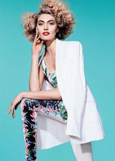 Editorial Vereda Tropical – Harper's Bazaar Brasil – Setembro 2013