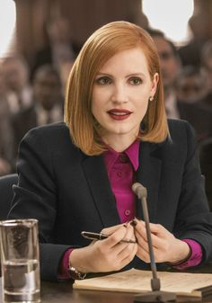 Jessica Chastain has played an uptight wife (The Help) and a brilliant CIA agent (Zero Dark Thirty), and now she's a D.C. lobbyist in her new film, Miss Sloane. Why the résumé review? Because the first two movies earned Jessica Oscar nominations, and I predict this one, in which she plays the calculating Elizabeth Sloane, will earn her another. I confess that the film starts off slow, but once it gets going, the payoff is big—especially for Jessica, who does ruthless better than I've ever…