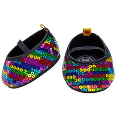 Rainbow Sequin Flats - Build-A-Bear Workshop US