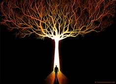 The Tree of Light on Flickr.Tang Yau Hoong: Web | Shop | Facebook | Tumblr | Twitter  | Behance