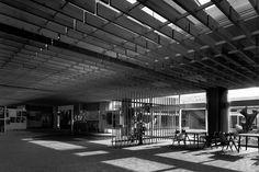 akademie der künste, berlin, werner düttmann, 1960 @ hanneskater