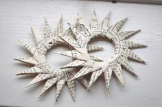 Creating Paper Dreams: DIY Paper Starburst