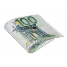 """Toller """"Hingucker"""" für jeden Haushalt und praktisch noch dazu! Die Rede ist von einem Türstopper im 100€ Design. Mit Sicherheit wird jemand versuchen das vermeidliche Geld aufzuheben :)"""