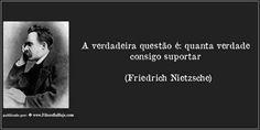 Coisas de Terê - Friedrich Nietzsche - 1844/1900 - Filósofo alemão.