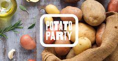 A gennaio tutti pronti per il Potato Party! Tupperware, Pear, Potatoes, Fruit, Cooking, Food, Kitchen, Cuisine, Koken