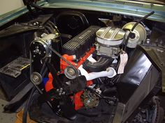 chevy 230 inline 6 parts - Google Search
