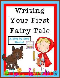 This file is a 20 page download that walks your student through 13 steps in creating a fairy tale. Included you will find 13 planning sheets for developing elements in a fairy tale like, characters, greed, mistakes, warnings, dialogue, magic, and setting.  $3.99