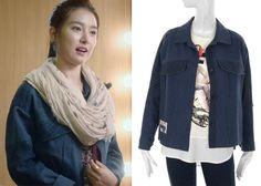 "Kim So-Eun 김소은 in ""Liar Game"" Episode 3.  LAP AE4WZ868 JacketNice Claup N143MSJ001 Jacket #Kdrama #LiarGame 라이어 게임 #KimSoEun"