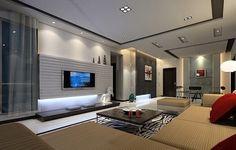 Wohnzimmer ideen modern  wohnzimmer modern Wohnideen Wohnzimmer Modern Esszimmer und ...