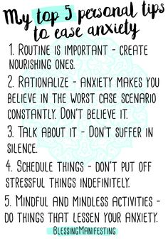 If you struggle with anxiety here are some tips on how to practice self care for anxiety and how to create a self care practice that helps.