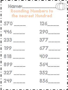 rounding round 39 em up 3rd grade math rounding worksheet pinterest math worksheets kids. Black Bedroom Furniture Sets. Home Design Ideas