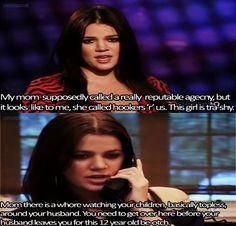 Love Kardashian.
