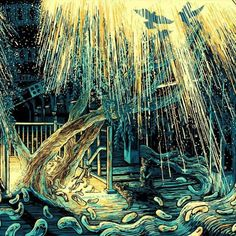The Enchanting Illustrations of James R. Eads