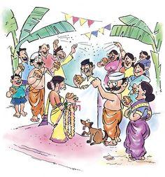 Typical_Marathi_Wedding_by_kgovilkar.jpg (600×644)