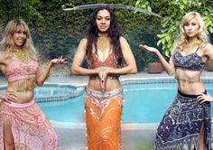 Adasha, aka Patricia Prata, Samba and Bellydance, Los Angeles ...