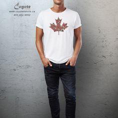 To show who you are, customize your t-shirt. coyotetshirts.ca No minimum, no setup fee, small order friendly, personal customization guaranteed, 24 to 48 hour turnaround, at 5534 1A ST SW Calgary. #Calgary #Alberta #CoffeeShops #CoyoteTshirts #yyc #Baseball #CalgaryAlberta #Sportswear #Teams #Bachelorette
