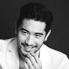 Discover & share this Godfrey Gao GIF with everyone you know. GIPHY is how you search, share, discover, and create GIFs. Godfrey Gao, Smile Gif, Man Crush Everyday, Asian American, Attractive People, Asian Guys, Asian Men, Dream Guy, Asian Actors