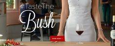 Premier Estates invites you to 'Taste the Bush', we invite them to take a running jump Men Are Men, Good Old, Formal Dresses, Wedding Dresses, One Shoulder Wedding Dress, Take That, Invitations, Running, Women