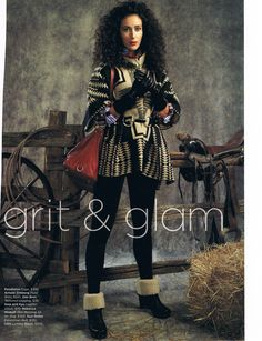 Grit and Glam