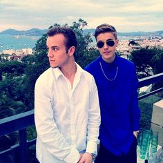 RYAN AND THE BIEBS❤️ THEY'VE GROWN SO MUCH