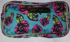 'Betsey Johnson Cosmetic Case' is going up for auction at  6pm Fri, Jul 5 with a starting bid of $1.