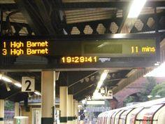 Make sure the to take the Northern Line via High Barnet! #thepcsurgeon #whetstone #barnet #finchley #shop