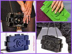 Fab Glance Fashion & Style: #OOTD: Chanel Glitz