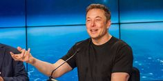 SpaceX founder Elon Musk called for a new space race - Business Insider