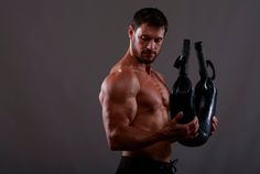 Bicept Curls with the Primal Training Bag