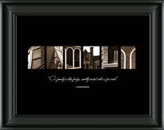 The #Family Inspirational Series is a great gift anytime of the year and for any occasion. Visit www.AlphabetPhotography.com to place your order. #AlphabetPhotography, #FamilyInspirationalSeries, #Customizedframes Light Painting Photography, Art Photography, Alphabet Photography, Alphabet Pictures, Alphabet Art, Word Art, Decoration, Custom Framing, Art Prints