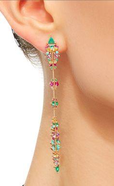 Arrow Earrings from Fernando Jorge | Moda Operandi