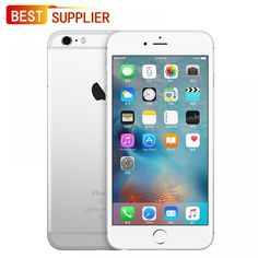 Apple iPhone Unlocked LTE All Colors Smartphone Apple Iphone 6s Plus, Iphone 7 Plus, Smartphone, Used Iphone, Iphone Se, Used Mobile Phones, Plus 8, Brand Packaging, Iphone Models