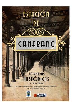 Patrimonio Industrial Arquitectónico: Jornadas Históricas de la Estación de Canfranc