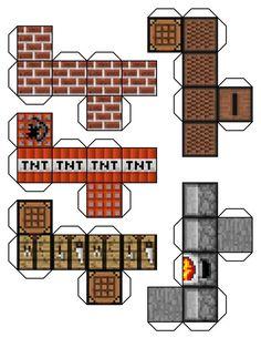 Minecraft Blocks                                                                                                                                                                                 Mais