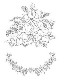 Image result for сутажная вышивка на одежде схемы