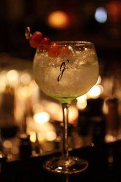 G'Vine gin & tonic