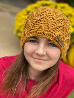 Crochet Pattern for Denali Ear Warmer