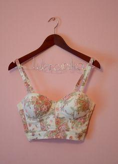 Kup mój przedmiot na #Vinted http://www.vinted.pl/kobiety/koszulki-na-ramiaczkach-koszulki-bez-rekawow/9728266-bralet-na-ramiaczkach-kwiecisty-wzor-floral