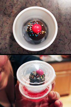 packaging cake balls