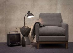 Classic Line Sofa with Pure Lines ethnicraft furniture 1