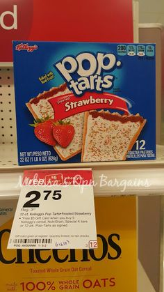 Melissa's Coupon Bargains: Target~ Kellogg's Cereals as low as $1ea.