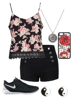 Untitled #120 by jadaxoxo12 on Polyvore featuring polyvore, fashion, style, Topshop, NIKE, River Island and Dolce&Gabbana