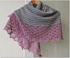 Toinenkin Niittynurmi Diy And Crafts, Knitting Patterns, Scarves, Shawls, Crochet, Knits, Wraps, Ideas, Fashion