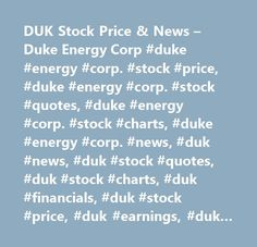 Duke Energy Stock Quote   Oxford Hydro Station Turbine Duke Energy Pinterest Duke Energy