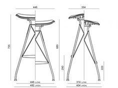 Wire Bar Stool | Overgaard & Dyrman