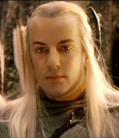 Haldir, the silver elf