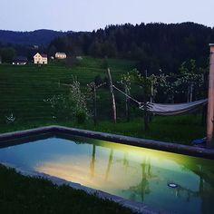 Gute Nacht Pool! #wiederunterwegs #pureslebenferienhäuser Traveling, Instagram, Outdoor Decor, Home Decor, Road Trip Destinations, Good Night, Homemade Home Decor, Travel, Trips