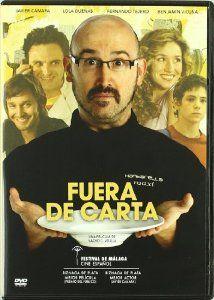 Fuera de carta [Vídeo-DVD] / [una película escrita y dirigida por Nacho G. Velilla]