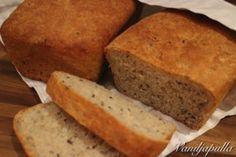 Vegaaniset mokkapalat (maidoton ja munaton) - Vaniljapullan keittiössä - Vuodatus.net - Banana Bread, Desserts, Food, Tailgate Desserts, Deserts, Essen, Postres, Meals, Dessert